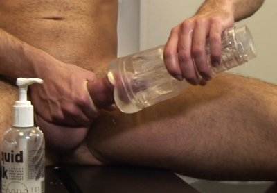 Leo Domenico Locker room Fleshlight Solo
