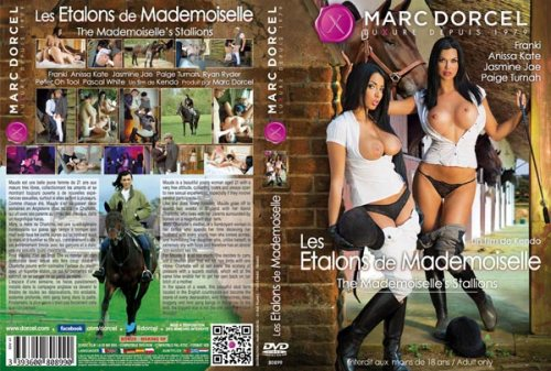 Les Etalons De Mademoiselle / The Mademoiselle's Stallions – Full Movie (2013)