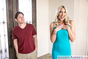 Lexi Lowe & Preston Parker in My Girl Loves Anal (NaughtyAmerica / 2016)
