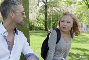 BitchesAbroad – Bored Russian tourist Lexy Star has fun with Lutro's cock in hot fuck (2017)