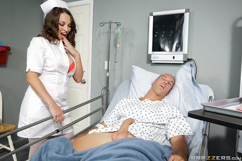 Perks Of Being A Nurse – Lily Love, Sean Lawless