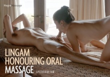 Lingam Honouring Oral Massage – Serena (Hegre / 2015)