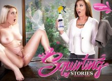 Squirting Stories Volume Two: Mopping Up – Maddy O'Reilly, Cadence Lux (2017)