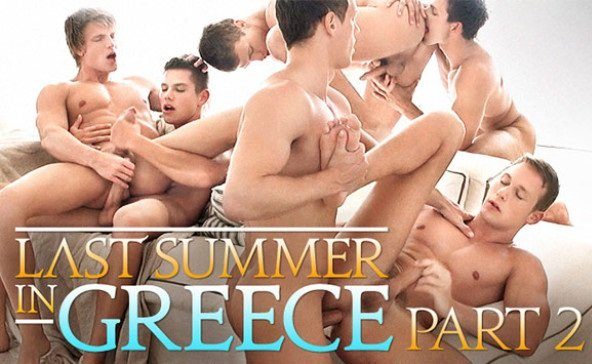 Last Summer In Greece, Part 2 – Marc Ruffalo, Roald Ekberg, Marcel Gassion, Adam Archuleta, Brian Jovovich, Robin Michaux (2016)