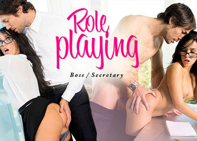 Role Playing- Boss/Secretary – Megan Rain, Jean (2016)