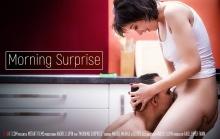 Morning Surprise – Meggie Marika, George Lee (SexArt / 2016)