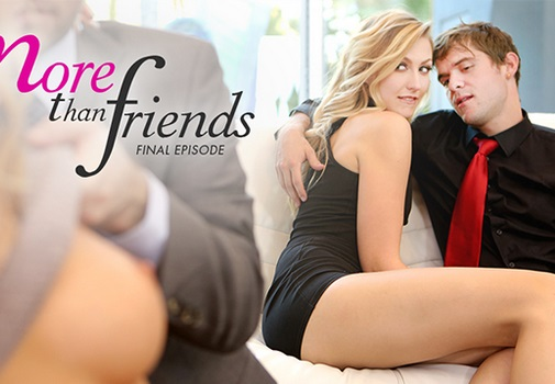 More Than Friends – Episide 4 – Melissa Moore, Alexa Grace (2015)