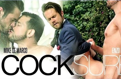 Cocksure – Mike De Marco, Enzo Rimenez (MenAtPlay / 2016)