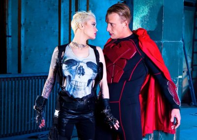 London Knights: A Heroes and Villains XXX Parody Series – Episode 1 – Mila Milan, Luke Hardy (2016)