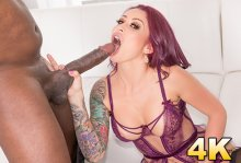 Monique Alexander Gets Massacred By Mandingo's 14 Inch BBC (2017)