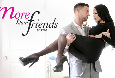 More Than Friends – Episode 1 – Anissa Kate, Seth Gamble (EroticaX / 2015)