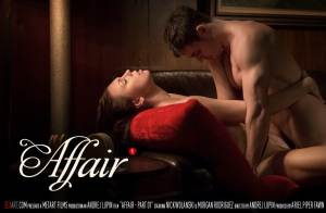 Affair Part 1 – Morgan Rodriguez, Nick Wolanski (SexArt / 2016)