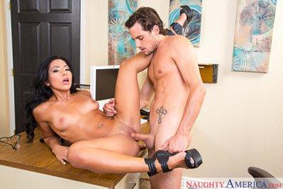 Naughty Office – Morgan Lee & Tyler Nixon