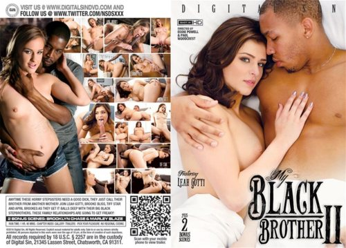 My Black Brother 2 – Full Movie (DigitalSin / 2016)