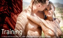 Training – Nancy A, Martin T (SexArt / 2017)