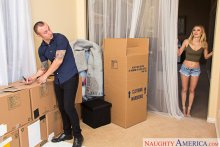 Natalia Starr & Chad Alva in Neighbor Affair (2017)
