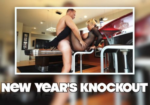 New Year's Knockout – Sandra Otterson (WifeysWorld / 2016)