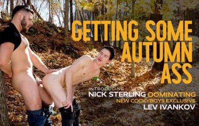 Getting Some Autumn Ass – Nick Sterling, Lev Ivankov (CockyBoys / 2015)