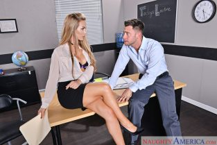 Nicole Aniston & Seth Gamble in My First Sex Teacher (2017)