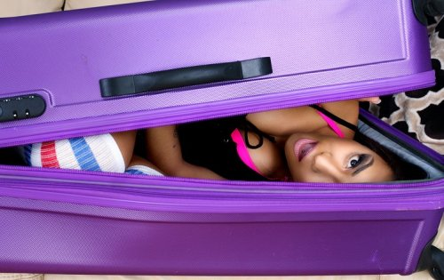 Black Girl in a Suitcase – Nicole Bexley