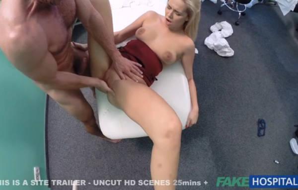 FakeHospital – E199 – New nurse takes double cumshot – Nikky (FakeHub / 2015)