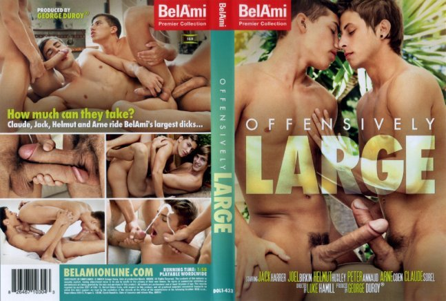 Offensively Large – Full Movie (BelAmiOnline / 2016)