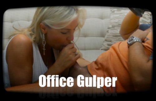 Office Gulper – Sandra Otterson (WifeysWorld / 2014)