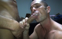 Rafael Carreras cums inside Owen Hawk