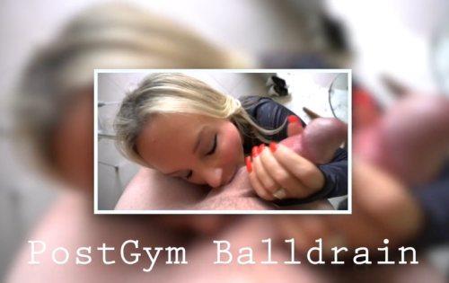 Postgym Balldrain – Sandra Otterson (WifeysWorld / 2015)