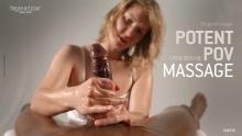 Potent POV Massage (Hegre / 2015)