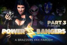 Power Bangers: A XXX Parody Part 3 – Romi Rain, Lucas Frost (2017)
