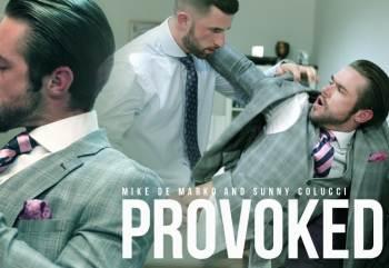 Provoked – Mike De Marko, Sunny Colucci (MenAtPlay / 2016)