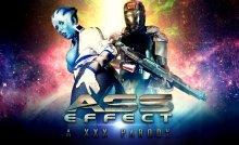 Ass Effect: A XXX Parody – Rachel Starr, Erik Everhard (2017)