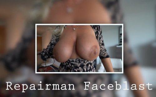 Repairman Faceblast – Sandra Otterson (WifeysWorld / 2015)