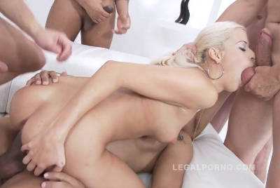 10 man gangbang for Ria Sunn (2016)