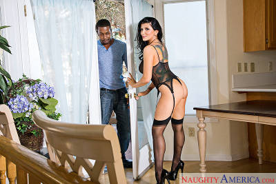 Romi Rain & Isiah Maxwell in My Wife is My Pornstar (NaughtyAmerica / 2016)