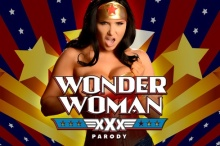 Wonder Woman: A XXX Parody – Romi Rain, Charles Dera