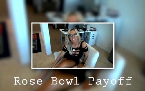 Rose Bowl Payoff – Sandra Otterson (WifeysWorld / 2015)