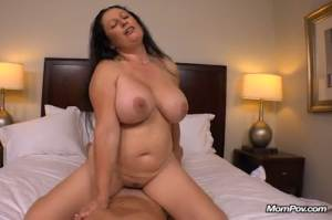 40 year old thick busty MILF – Ruth (MomPOV / 2015)