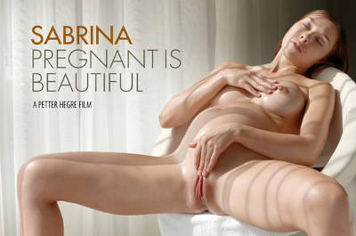 Pregnant Is Beautiful – Sabrina (Hegre / 2016)