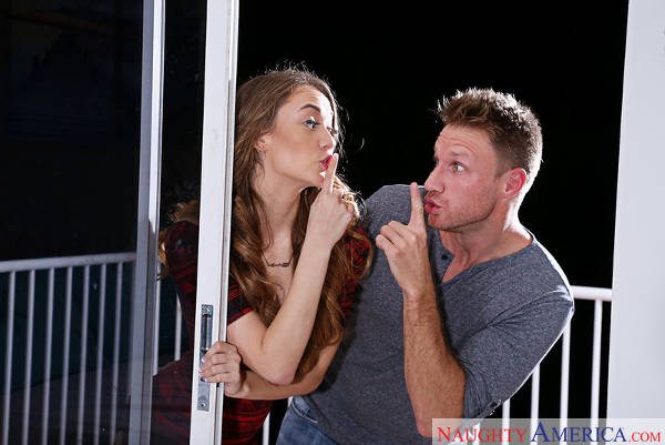 Samantha Hayes & Levi Cash in My Sister's Hot Friend (NaughtyAmerica / 2016)