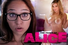 The Faces of Alice: Part Two – Sara Luvv, Adriana Sephora (2016)