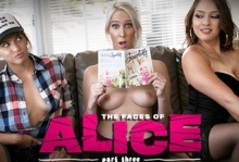 The Faces of Alice: Part Three – Sara Luvv, Cadence Lux (2016)