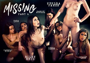 Missing: Part Six – Sara Luvv, Kenna James, August Ames, Riley Reid, Cassidy Klein, Karlie Montana, Kendra James
