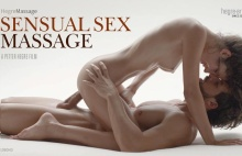 Sensual Sex Massage – Serena L (Hegre / 2015)
