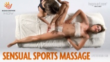 Sensual Sports Massage (Hegre / 2013)