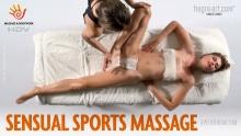Sensual Sports Massage (Hegre / 2013)
