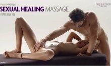 Sexual Healing Massage – Serena L (Hegre / 2015)