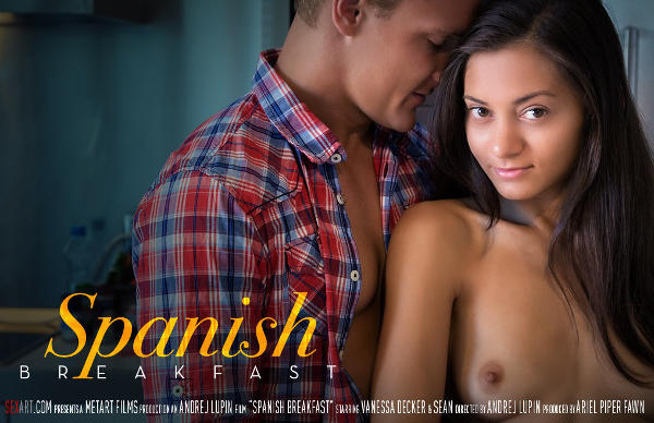 Spanish Breakfast – Shrima Malati, Matt Ice (SexArt / 2016)