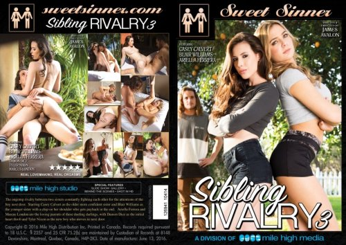 Sibling Rivalry 3 – Full Movie (2016)